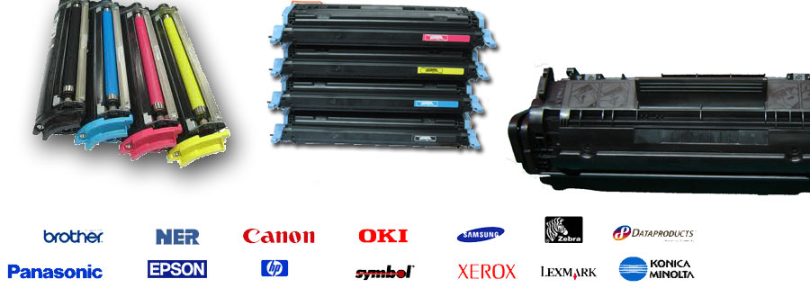 Toner and Printing Supplies